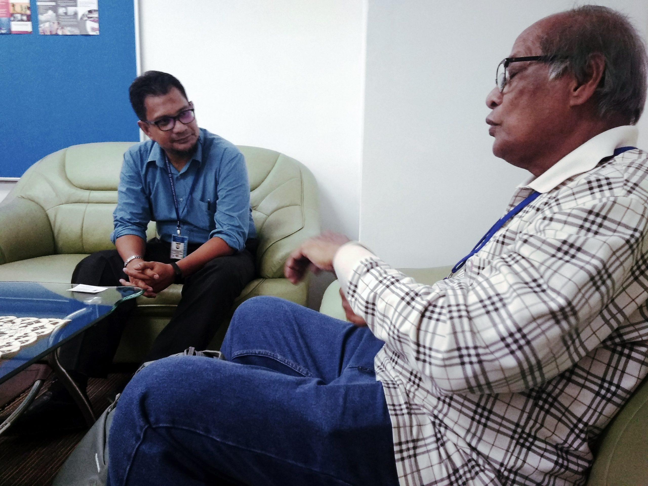 Visit to Kedah Ministry of Health